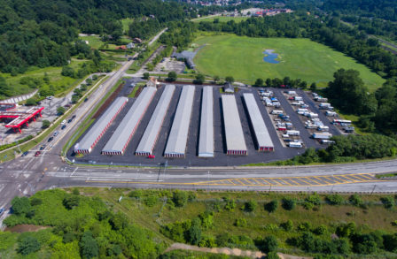 Rent A Space storage units for sale